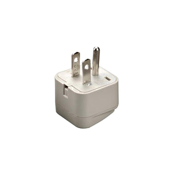Grounded Adapter Universal to North America - Jet-Setter.ca