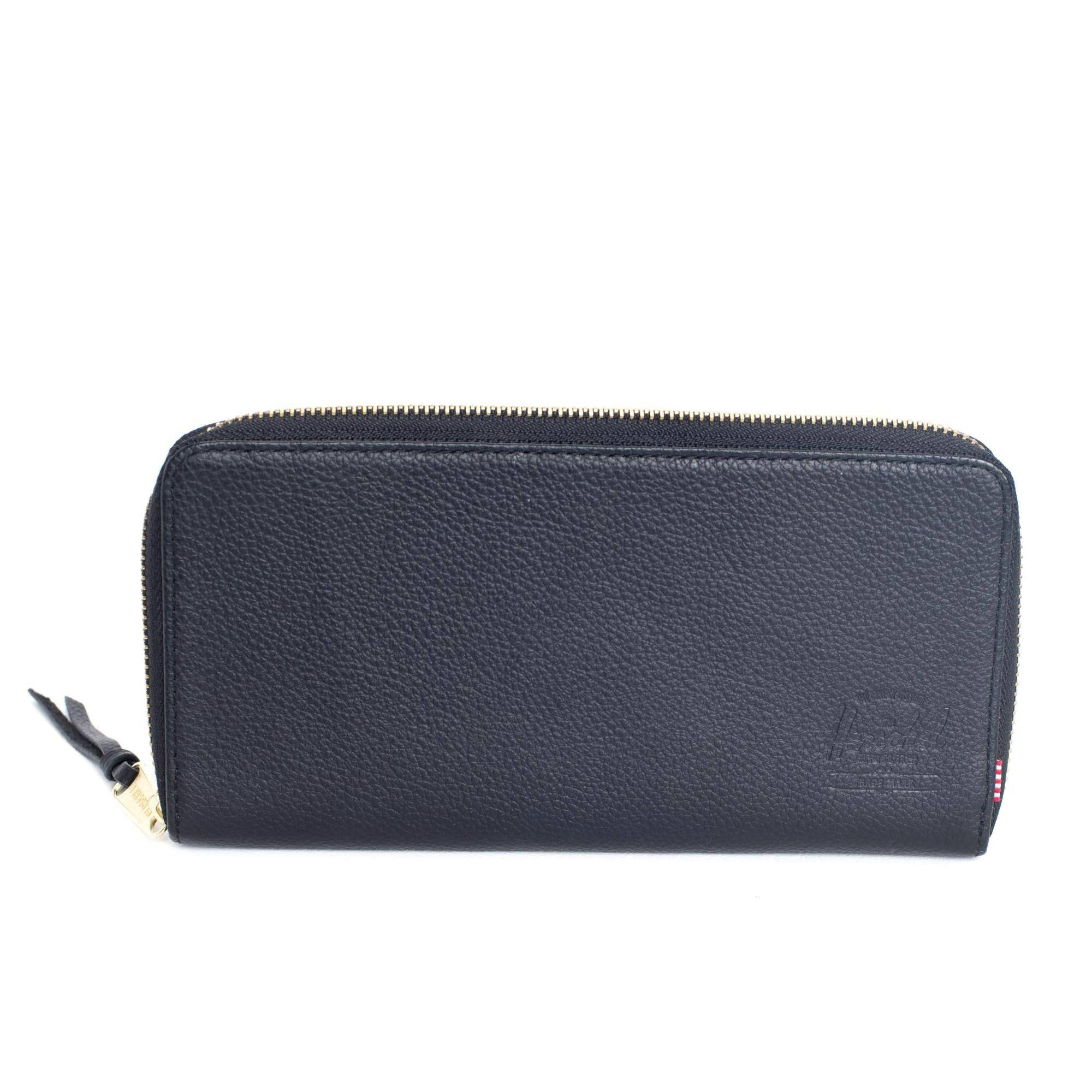 Herschel Supply Co. Avenue Leather Wallet - Black