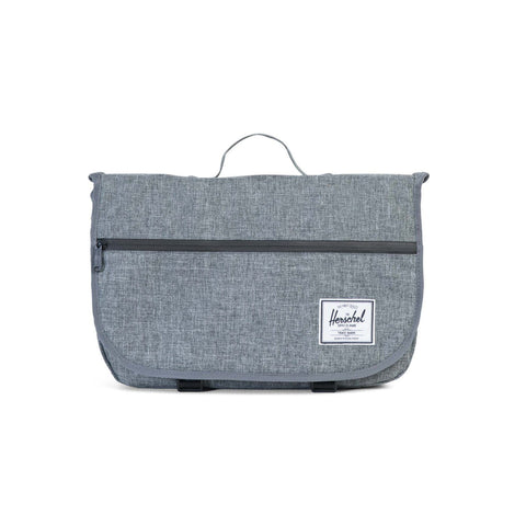 Pop Quiz Laptop Messenger Bag