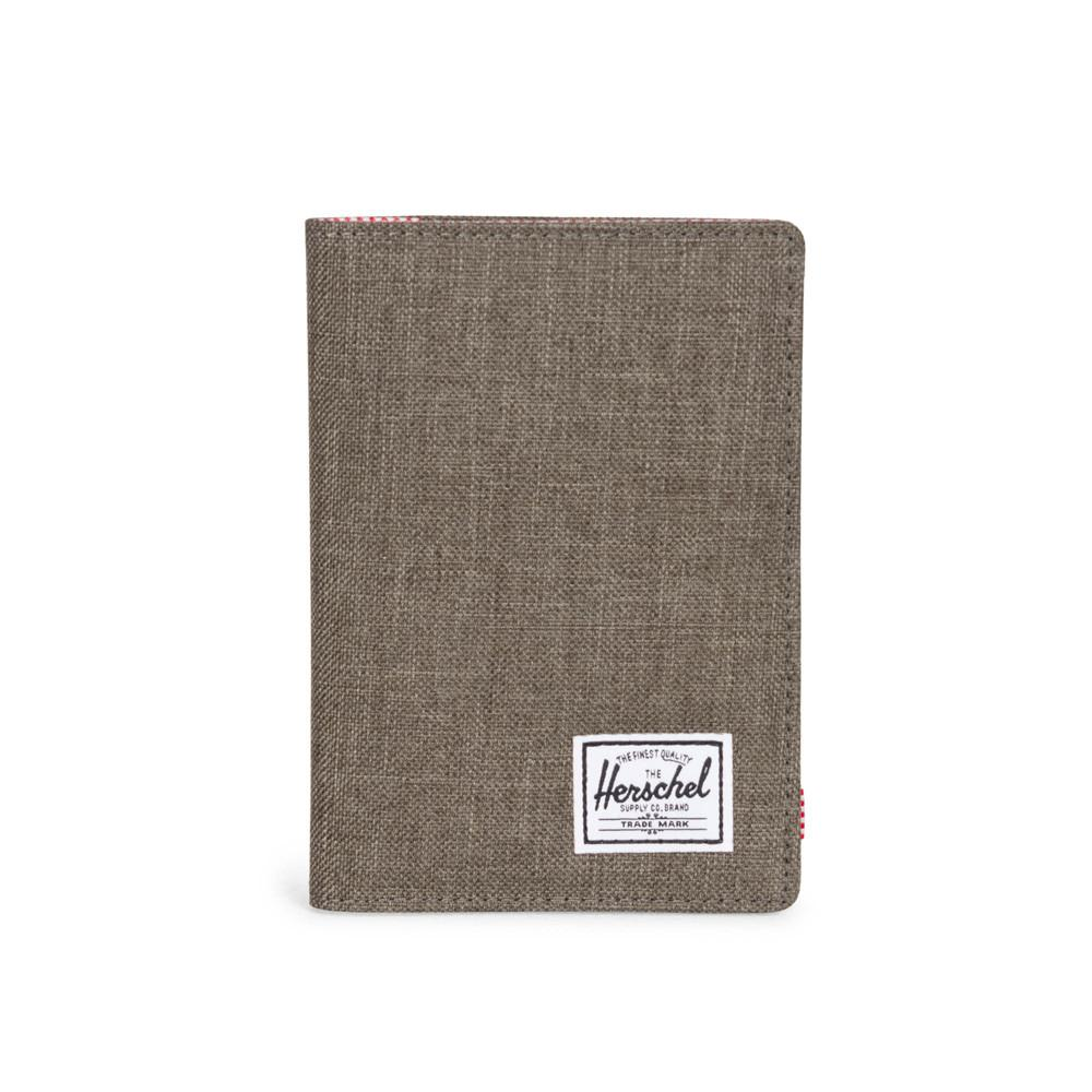 Herschel Herschel Supply Co. Raynor Passport Holder Wallet - Jet-Setter.ca