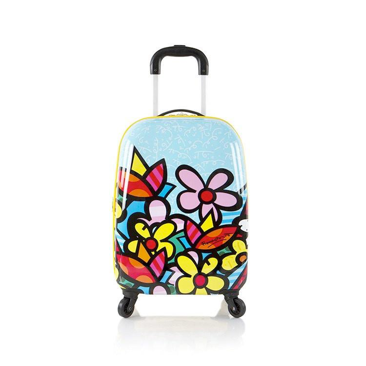 Britto Flowers Tween Spinner - Jet-Setter.ca