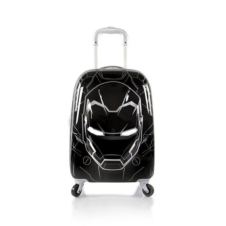 Marvel 3D Pop Up Spinner Carry-on Luggage - Jet-Setter.ca