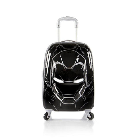 Marvel 3D Pop Up Spinner Carry-on Luggage