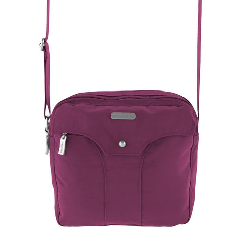 Baggallini Highrise Cross Body Bagg - Jet-Setter.ca