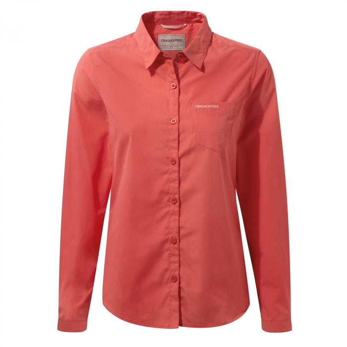 Women's Kiwi Long Sleeve Shirt - Jet-Setter.ca