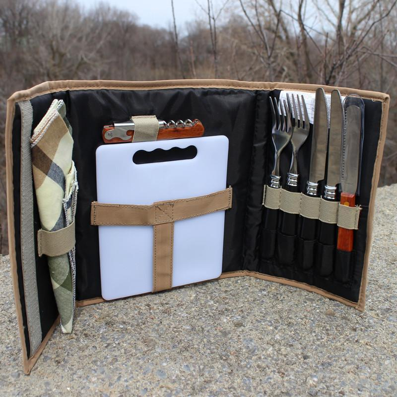2 Person Picnic Wallet