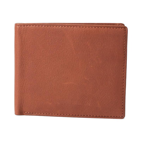Leather Thin-Fold RFID Blocking Wallet - Jet-Setter.ca