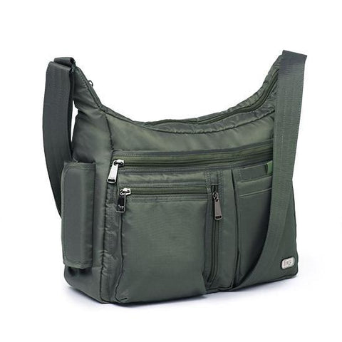 Double Dutch Cross Body Messenger Bag - Jet-Setter.ca