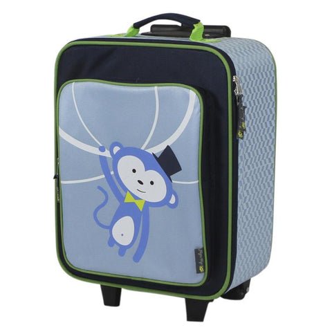 Adventure Happens Rolling Luggage For Kids