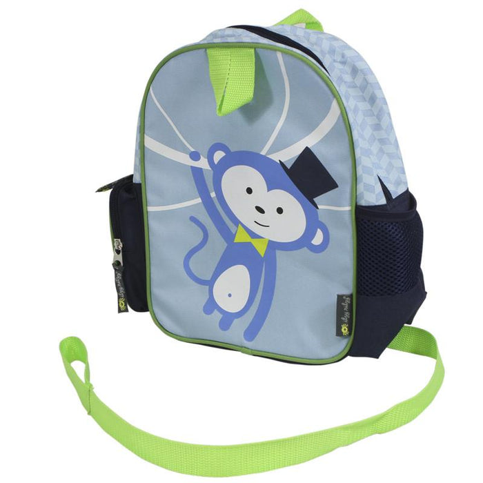 Preschool Happens Children's Backpack With Harness - Jet-Setter.ca