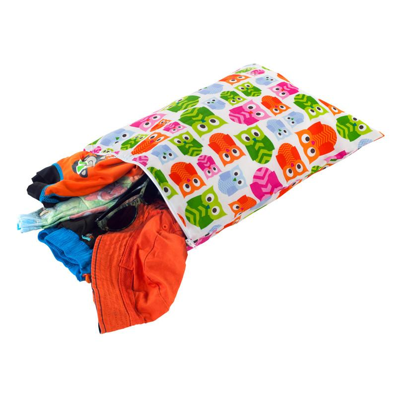 Snack Happens Medium Reusable Everything Bag - Jet-Setter.ca