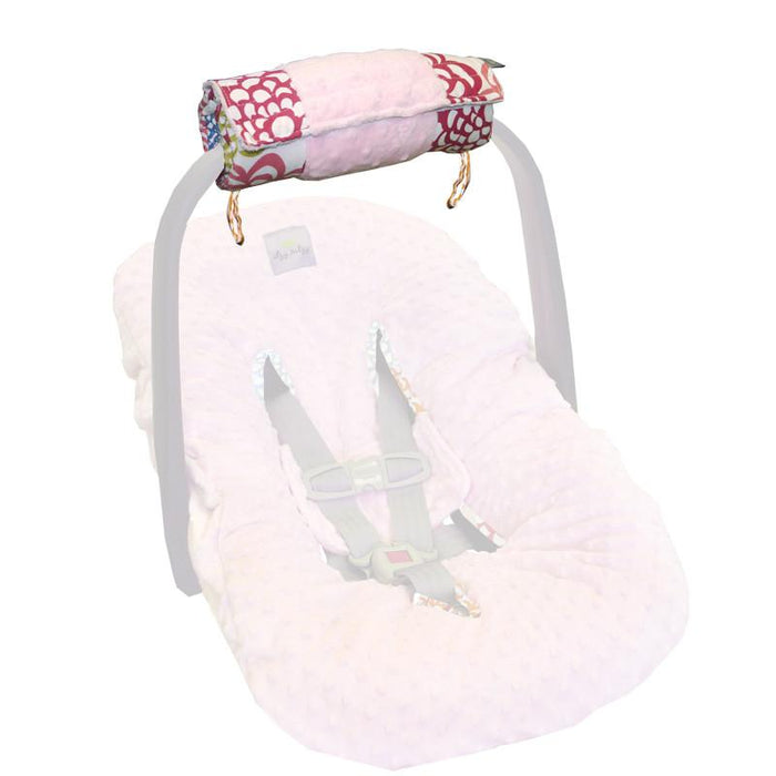 Itzy Ritzy~ Wrap and Roll Infant Carrier Arm Pad and Tummy Time Mat