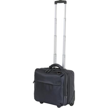 2 Wheeled Pilot Case Rolling Tote - Jet-Setter.ca