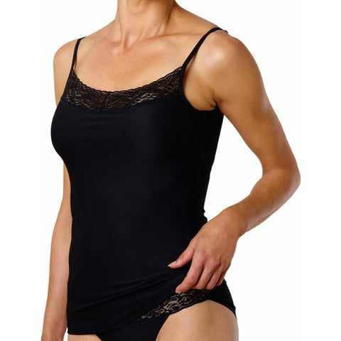 Give-N-Go Lacy Shelf Bra Cami - Jet-Setter.ca