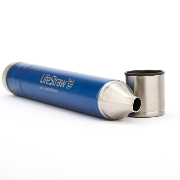 LifeStraw - Stainless Steel Personal Water Filter - Cap