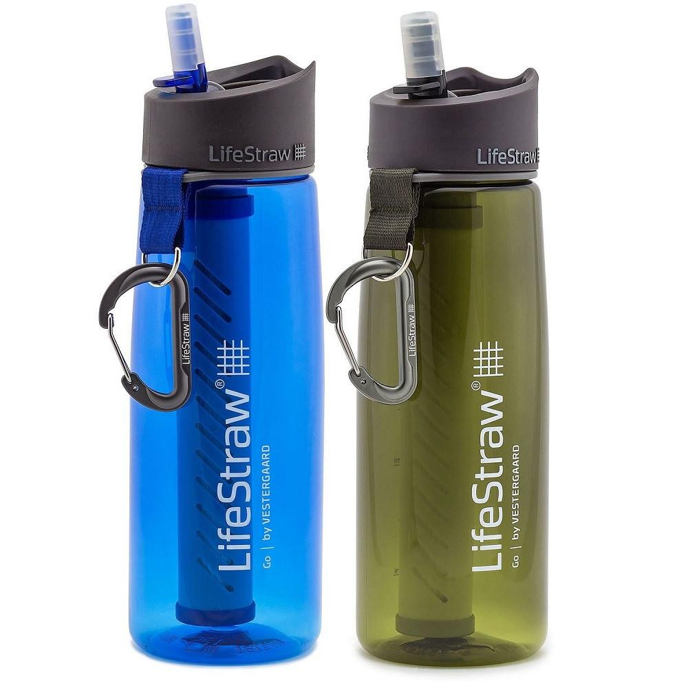 LifeStraw Go 2-stage filtration 2-Pack