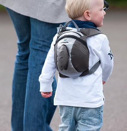 Shark Toddler Backpack with Rein - Jet-Setter.ca