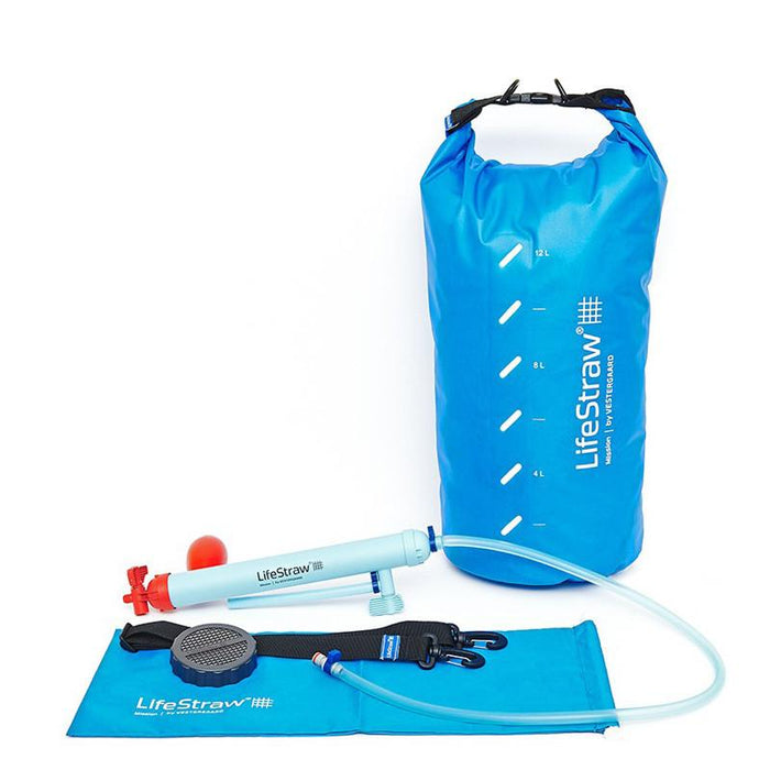 LifeStraw Mission 12 Liter Portable Water Filter - Parts