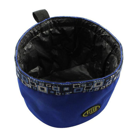 Jet-Setter Mess-Around Travel Dog Bowl - 1 Litre - Jet-Setter.ca