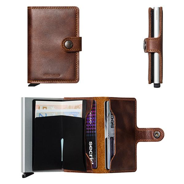 Secrid RFID Mini Wallet - Jet-Setter.ca