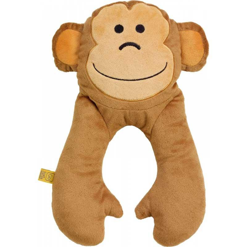 Flat Monkey Travel Neck Pillow - Jet-Setter.ca