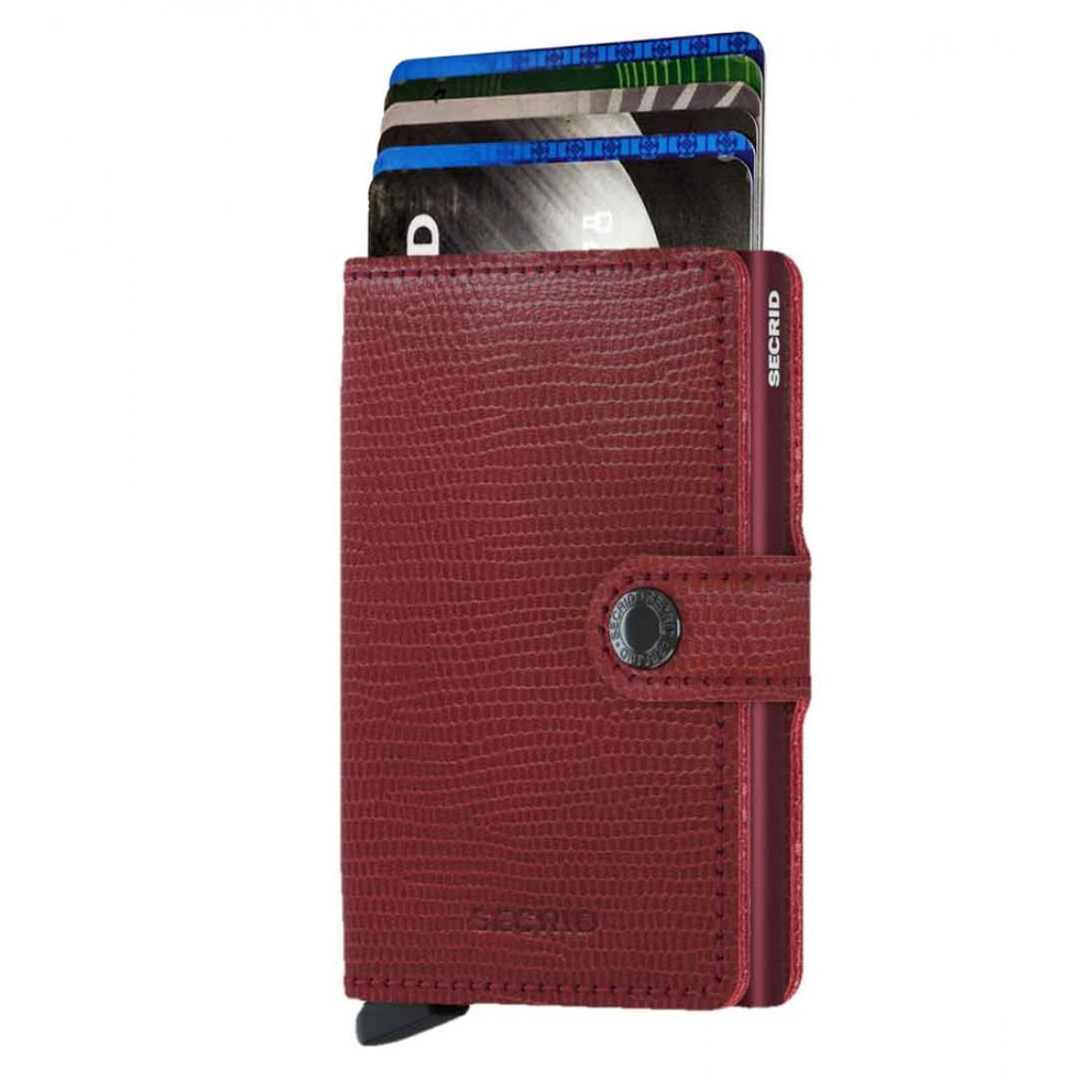 Secrid® RFID Mini Wallet Rango Series