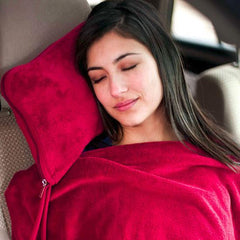 Nap Sac Travel Blanket