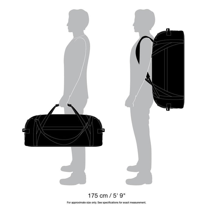 Pacsafe Duffelsafe AT100 Anti-Theft Adventure Duffel - Jet-Setter.ca