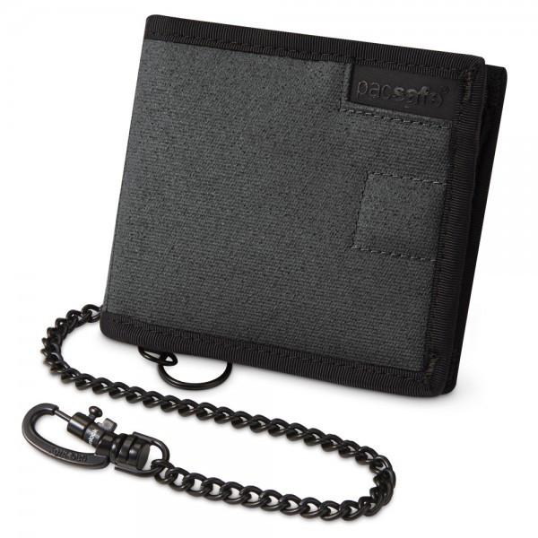 Pacsafe RFIDsafe™ Z100 RFID blocking bi-fold wallet