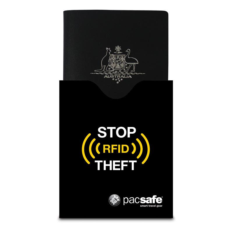 Pacsafe RFID-Blocking Passport Sleeve 50 - Jet-Setter.ca