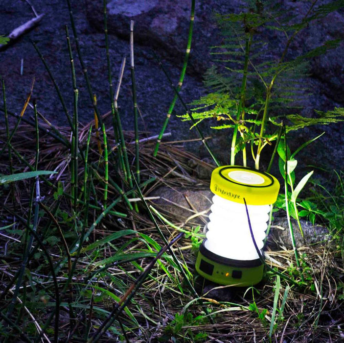 HybridLight PUC Expandable LED Solar Lantern/Phone Charger