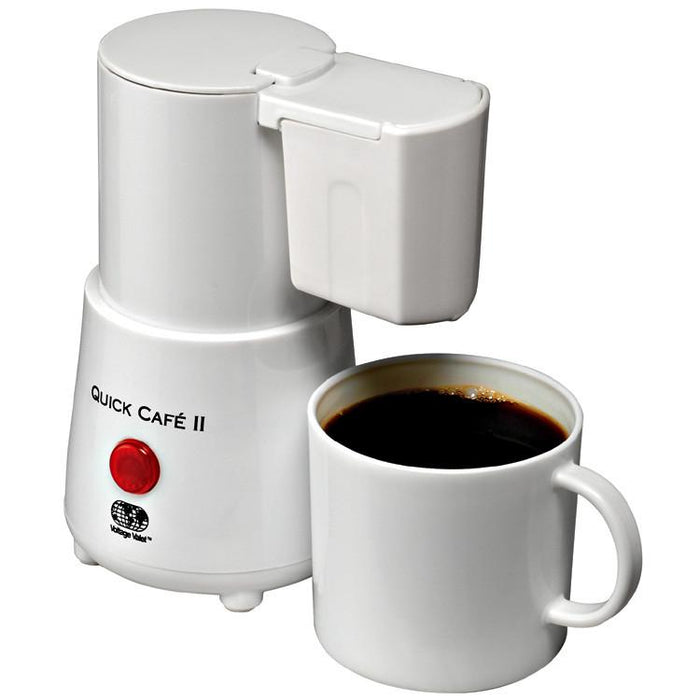 Quick Cafe II Travel Coffee Maker - Jet-Setter.ca