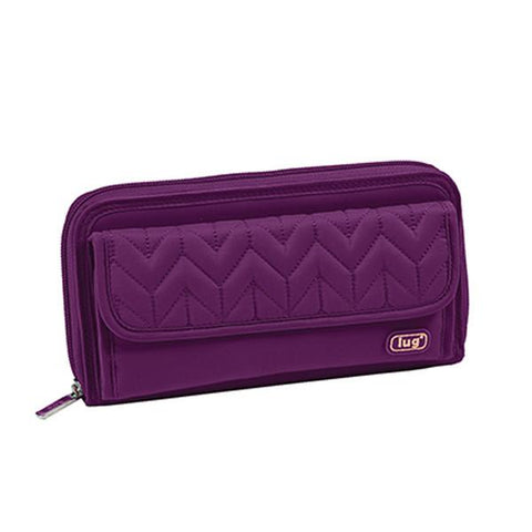 Quick-Step Wallet - Purple