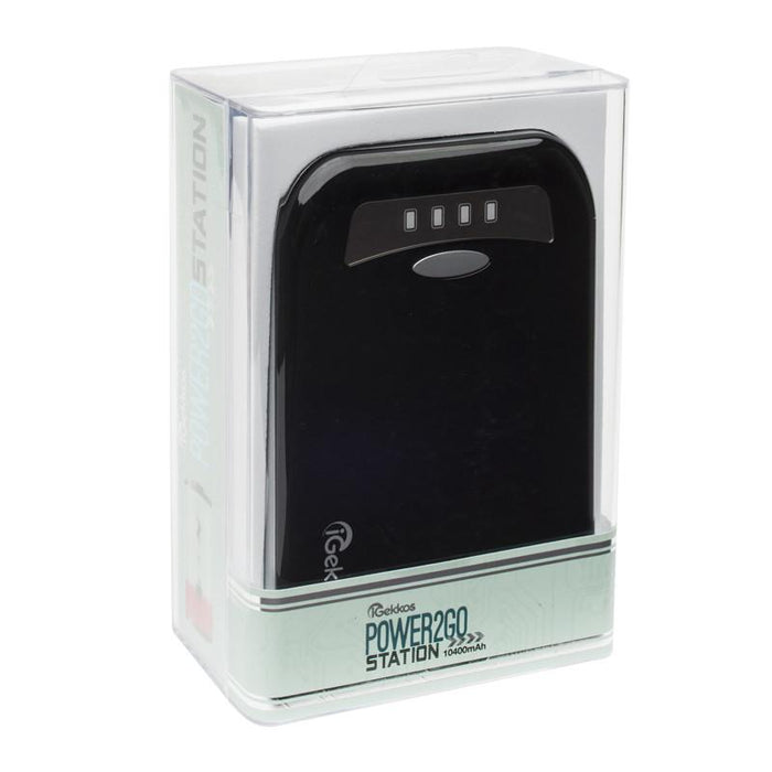 Power2Go 10400Mah Tablet/Smartphone/Camera Charging Station - Jet-Setter.ca