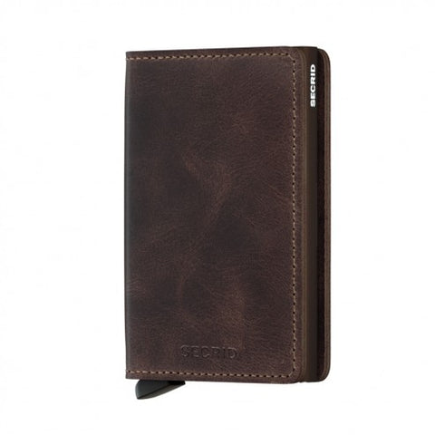 Secrid® RFID Slim Wallet Vintage Series