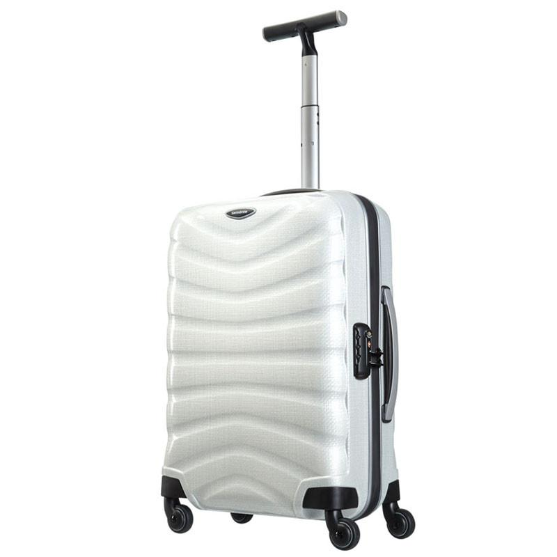 "Samsonite Luggage Samsonite Firelite Black Label 20"" Carry-On Spinner - Jet-Setter.ca"