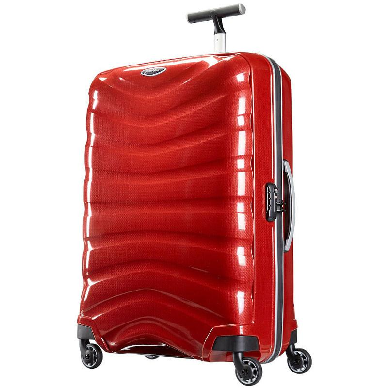 "Samsonite Firelite Black Label 30"" Spinner Upright - Jet-Setter.ca"