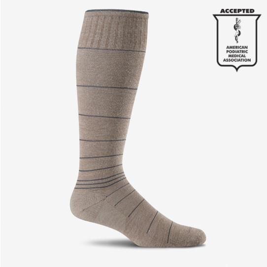 Men's Circulator 15-20mmHG Compression Sock - Jet-Setter.ca