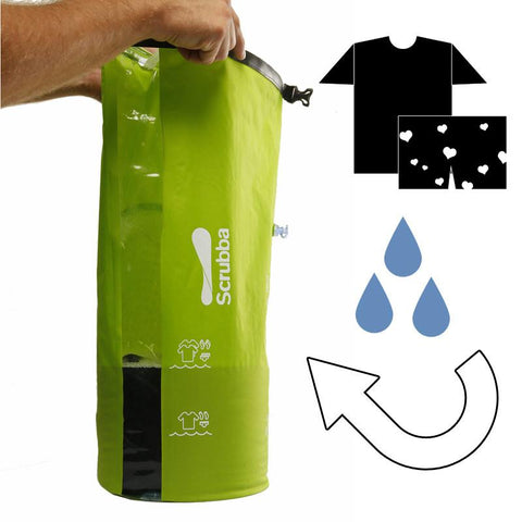 The Scrubba - Portable Washbag - Jet-Setter.ca