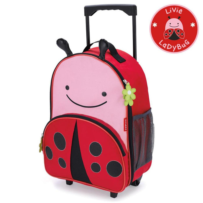 Zoo Kids Rolling Luggage - Jet-Setter.ca
