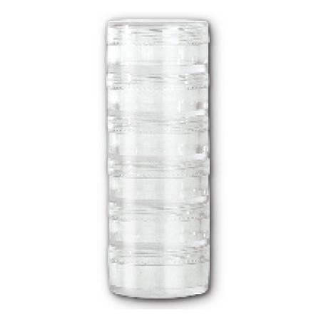 Set of 6ml Stack Jars - Jet-Setter.ca