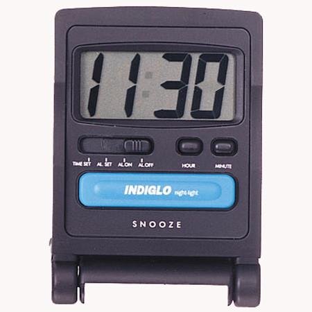 Indiglo Digital Alarm Clock