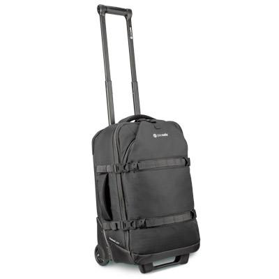 "Toursafe Expandable 21"" Carry-on Anti-Theft Luggage"