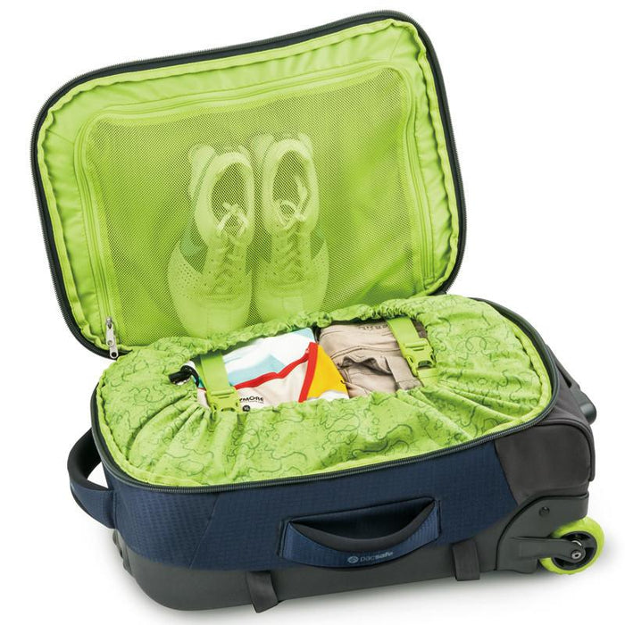 Pacsafe Toursafe AT21 Anti-Theft Rolling Luggage - Jet-Setter.ca