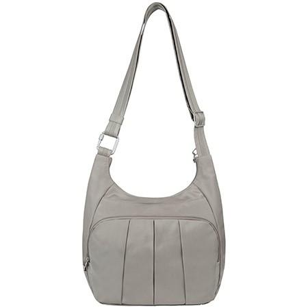 Travelon Anti-Theft Classic Pleated Hobo