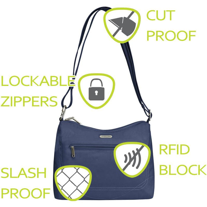 Anti-Theft Hobo Bag - Jet-Setter.ca