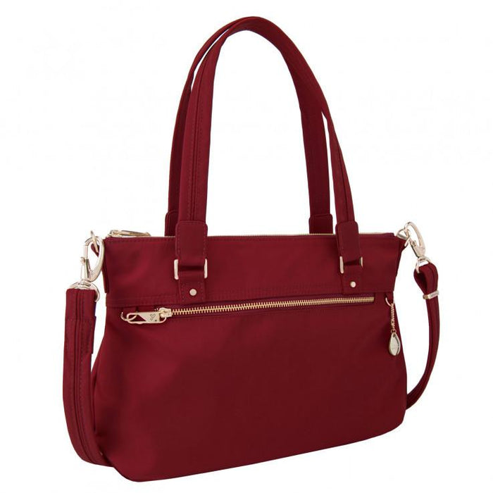 Travelon Anti-Theft Tailored Satchel - Jet-Setter.ca