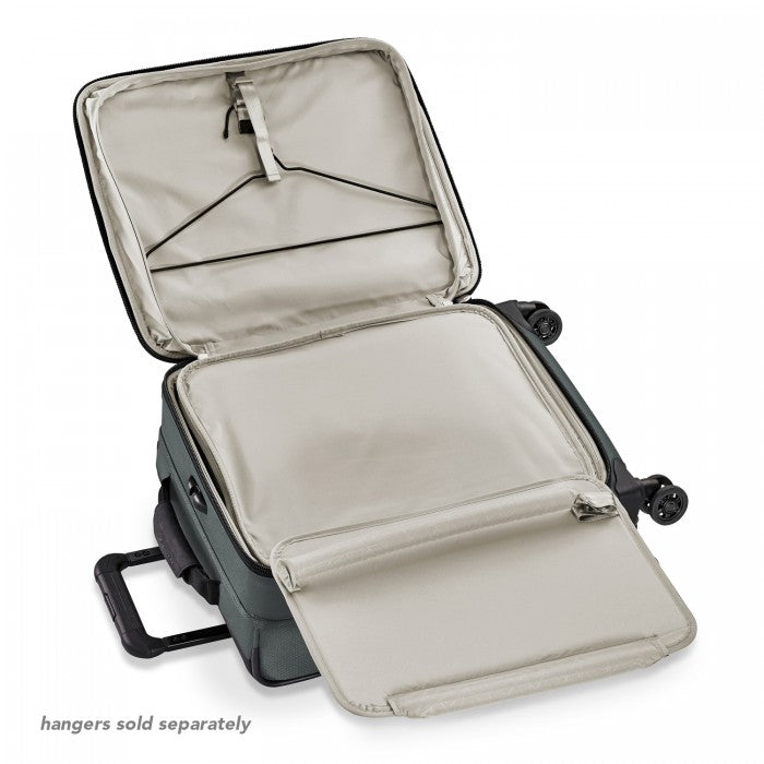 Briggs & Riley Transcend Wide Carry-On Expandable Spinner - Jet-Setter.ca