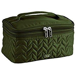 Lug Two Step Cosmetic Bag