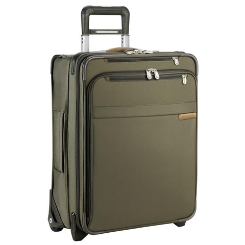 Briggs and Riley Luggage Briggs & Riley Baseline International Carry-On Expandable Wide Upright - Jet-Setter.ca
